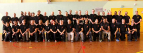 Un stage international d'instructeurs de Krav
